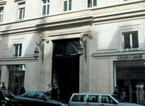 68 Faubourg St. Honore  (Paris, France