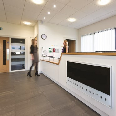 Blackpool business centre offices offices iq - Johnson and johnson office locations ...