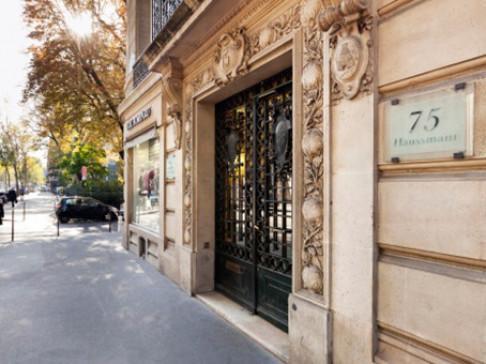 Paris, BD Haussmann