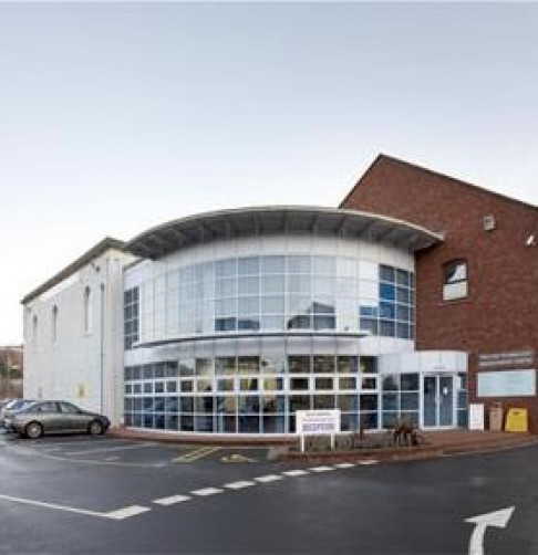 Preston Technology Centre - PR1