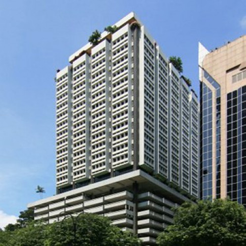 Scotts Road - Singapore, Singapore