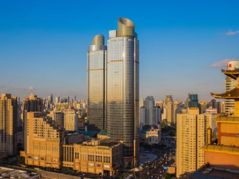 Shanghai, Grand Gateway Tower