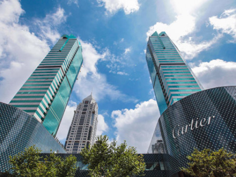 Shanghai, Hong Kong Plaza