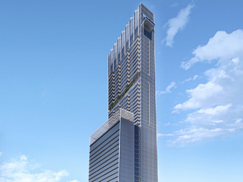 Singapore, Guoco Tower