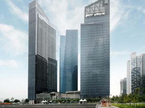 Singapore, MBFC Tower 3