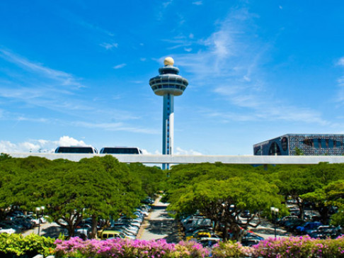 Singapore, The Haven Changi Airport