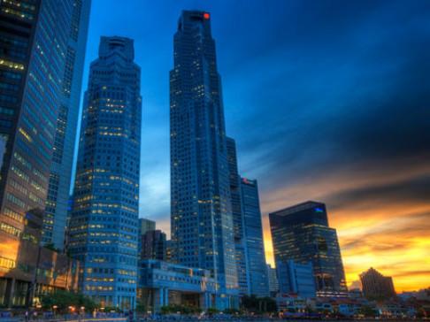 Singapore UOB Plaza 1 Centre