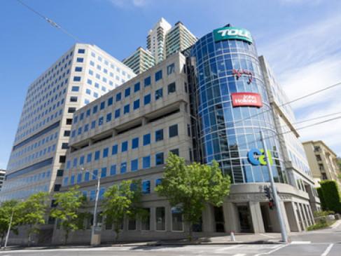 Queens Road Melbourne Australia Offices Iq