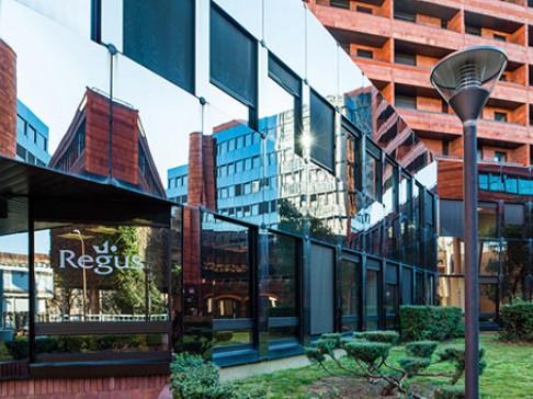 Toulouse jean jaures business centre offices iq - Cabinet ophtalmologie toulouse jean jaures ...