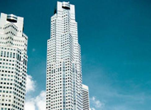 UOB Plaza 1 Centre (Singapore, Singapore)