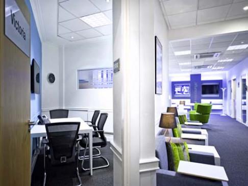 Regus Meeting Room Nec