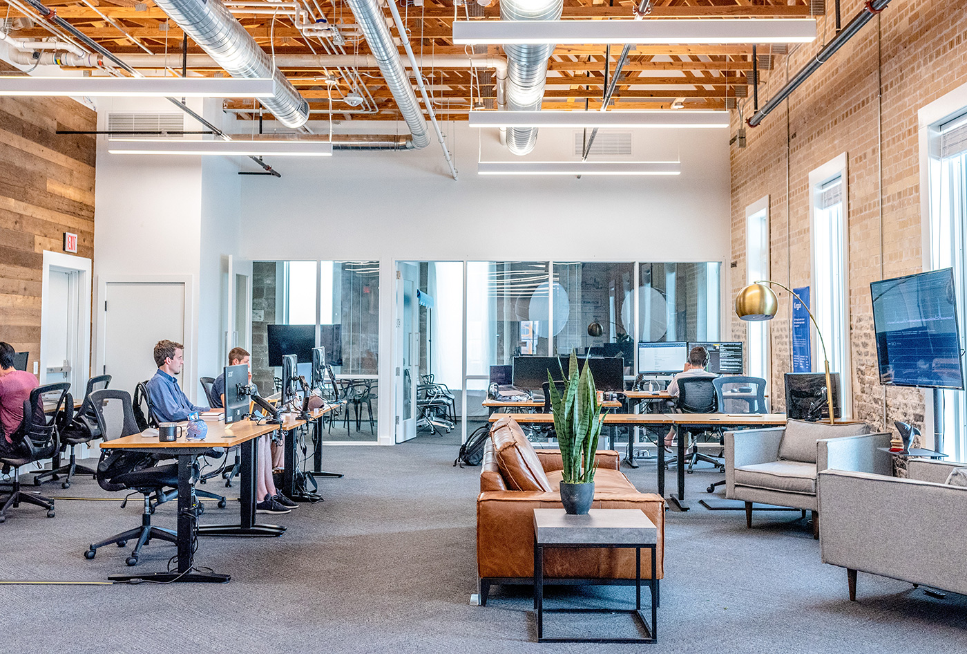 Why Flexible Offices Aren T Just For Small Businesses Offices Iq