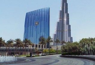 Boulevard Plaza, Dubai